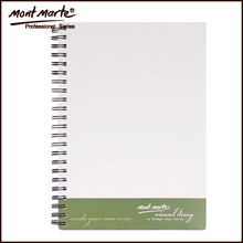 High Quality Create Your Own Cover A4 120pages 110gsm acid free Visual Diary