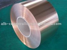 BeCu 25 Beryllium Copper Strip for EMI Shielding
