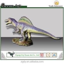 home office decoration items mini dinosaur statue crafts