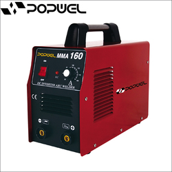 DC Inverter ARC Welding Machine MMA160 Mosfet Technology Quality Weld With Precise Control.