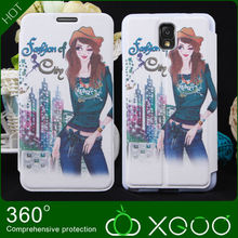 Low facotry price cute cartoon phone case for samsung galaxy note n9001