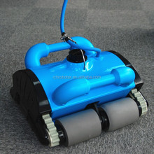 Intelligent Automatic Swimming Pool Cleaner