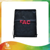 Waterproof Full Color 90g ECO Non woven Backpack Drawstring Bag