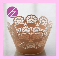 DG-80 wholesale wedding decorations flowers cupcake wrappers for wedding