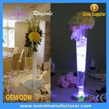 Elegant Customized Martini Vase Decorative LED Light for Vase Decoration