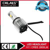 Super bright low price led h1 h3 h4 h7 h11 12V 30W auto vw jetta projector headlight