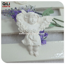angel statue fragrance air freshener scented clay