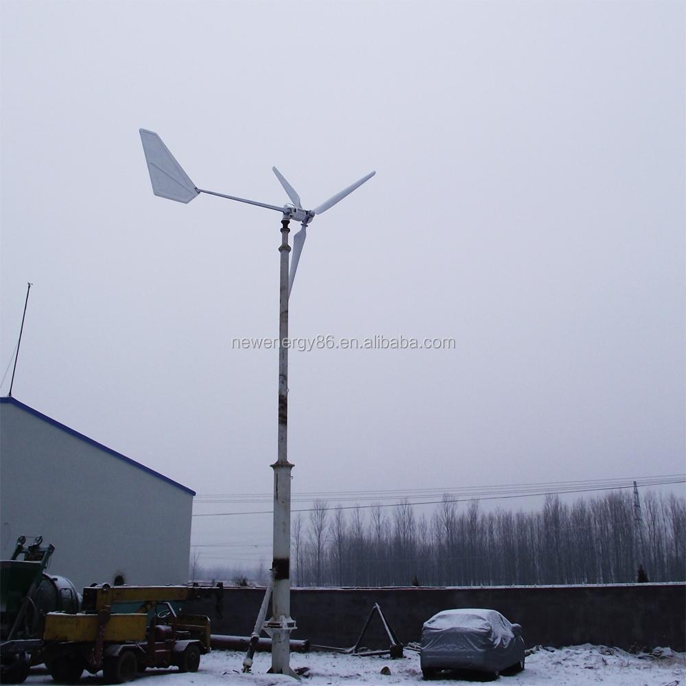 Residential 5kw wind turbine/ wind generator, View Wind Turbine ...