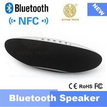 Portable outdoor nfc mini waterproof wireless battery removable bluetooth speaker