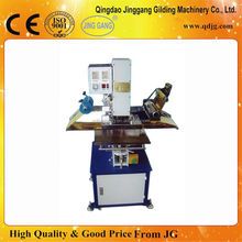 TJ-9 Automatic Pneumatic Dog Tag Embossing Machine/Heat Press Machine