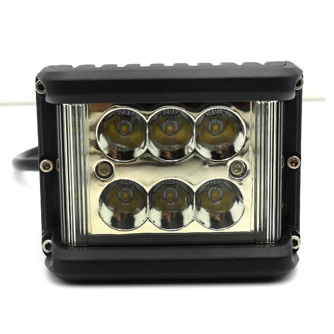 新しいデザイン自動sportlight三顔ルミネッセンス発光光広く修理されたランプ60ワット