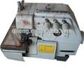 qilong 138 usado máquina de costura overlock manual