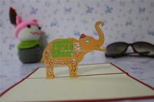 fashional 3d custom printing greeting card manufacturer