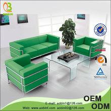 Italian design Leather new model sofa sets