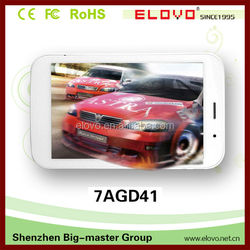 tablets that uses sim card 7 inch 1280*800 A31S quad core android 4.2 free games naked eye 3D tablet pc