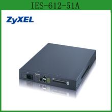 Zyxel IES-612-51A Fiber Optical Equipment 12-port ADSL2+ Compact mini ADSL DSLAM with AC Power Input
