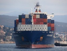 sea freight rates from canada to india