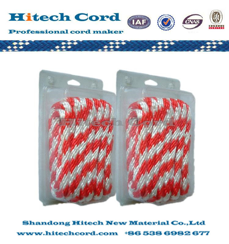 PP Multifilament Solid Braided Rope(pp