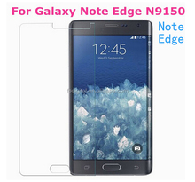 New design on hot selling 9H premium tempered glass film screen protector for Samsung galaxy N9150 Note edge