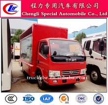 advertising truck led board three-side display vehicle mobile advertising lighting