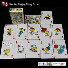 Washable 100% Plastic Custom Playing Cards Plastic Custom,Plastic Playing Cards Logo Playing Cards,Poker Cards Printing