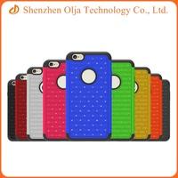 Super slim anti shock tpu pc hard case for iphone 5s