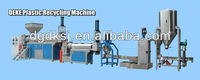 Recycle Plastic Granules Making Machine Price