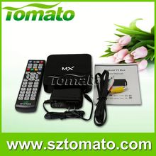 Amlogic8726 Dual Core MX hot chat online Android Smart TV BOX