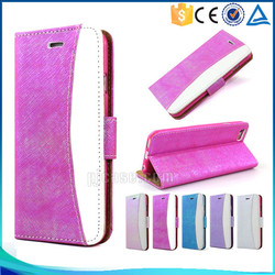 New product lady wallet case for Lanix ilium x200, pu leather flip cover for Lanix ilium x200
