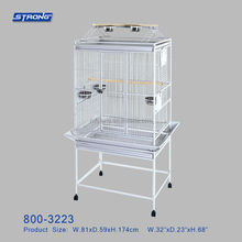 800-3223 parrot cage