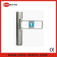 MoneyGram access control system OEM/ODM automatic swing barrier