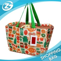 New Design Recycle Waterproof Color Printed PP Woven Polypropylene Custom Laminated White Promotional Beach Tote Bag