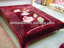 2014 new designs Muslim Acrylic blanket