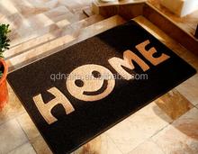 wholesale new product textile home door mat clean mat