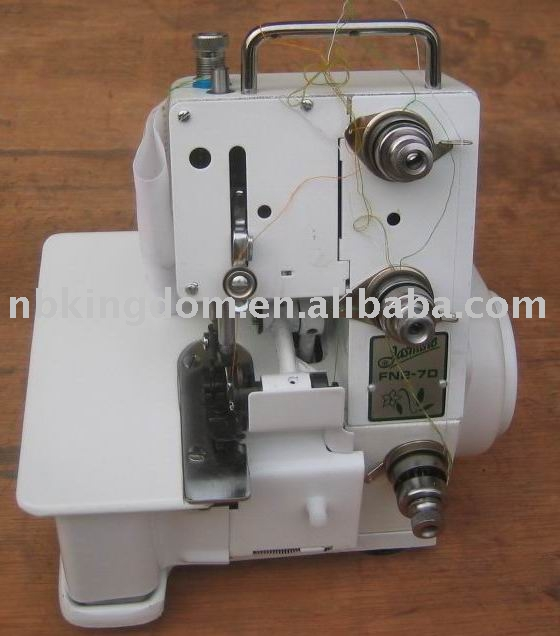 Fn2-7d Overlock máquina de costura ( nova marca da borboleta )
