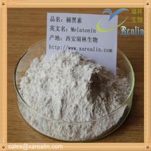 Sonno migliorare l'assistenza sanitaria melatonine materiale in polvere