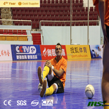 Suspended PP interlock Sports Court Floor/PP Futsal Flooring