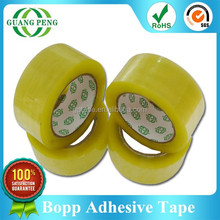 Hot Selling! High Performance Transparent Bopp Carton Adhesive Tape For Sealing And Packing