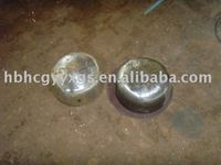 alloy steel seamless cap