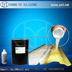 polyurethane RTV silicone rubber for cement stamping