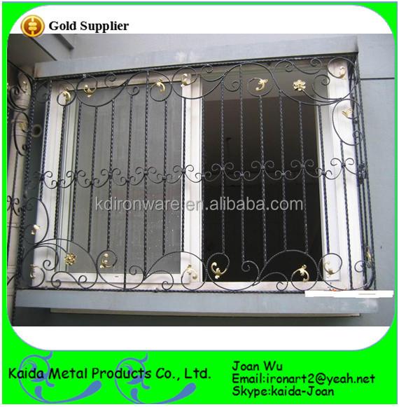 Iron window grill design metal window grills design product on alibaba - Modern Iron Window Grill Design For Home Buy Iron Window