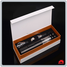 set of 5 automatic Electronic gift sets business celebration aoto wine bottle opener