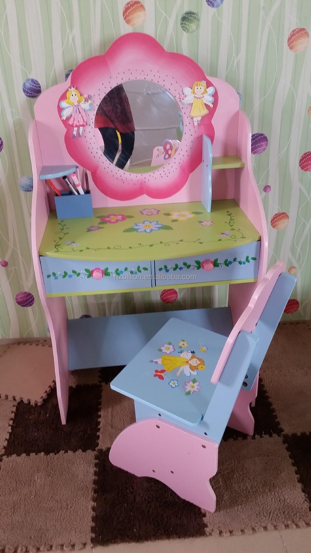 Moda Y Venta Caliente Chica De Hadas De Madera Vestidor Tocador  # Muebles Vestidores Para Bebes