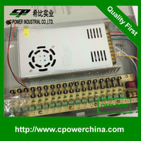 welcome to buy 12v 30a 18ch power distribution box 18ports 12v power box cctv power supply box
