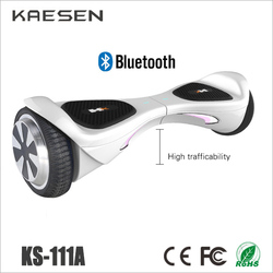 cost of mobility scooter 8 inch 2 Wheel Electric Scooter Self Balancing With LED Light and 4.0 Bluetooth