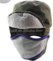 men winter hat with mask