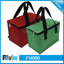 2015 HK show promotional out door lunch bag picnic bag insulated cooler bag