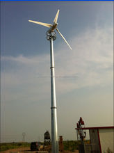 ANE 5kW pitch controlled high efficiency low wind startup wind turbines for home and farm use