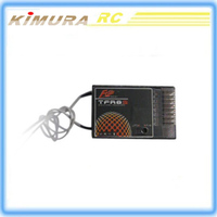 FrSky TFR8S 2.4G Receiver compatible with Futaba FASST 2.4GHz systems