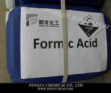 textile industry use formic acid 97